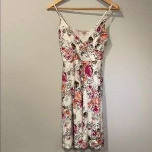 A Floral Kismet dress